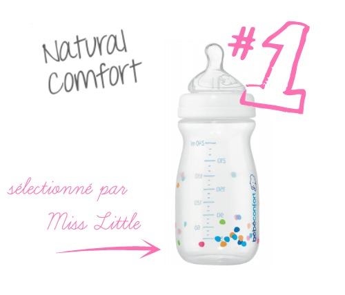 biberon Natural Confort de bebe confort