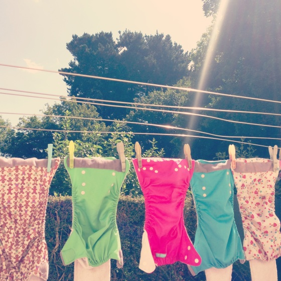 Les couches lavables, c'est la jungle !! {petit manuel pour t'en sortir}