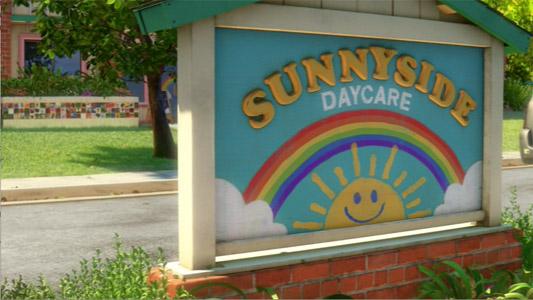 Sunnyside toy story