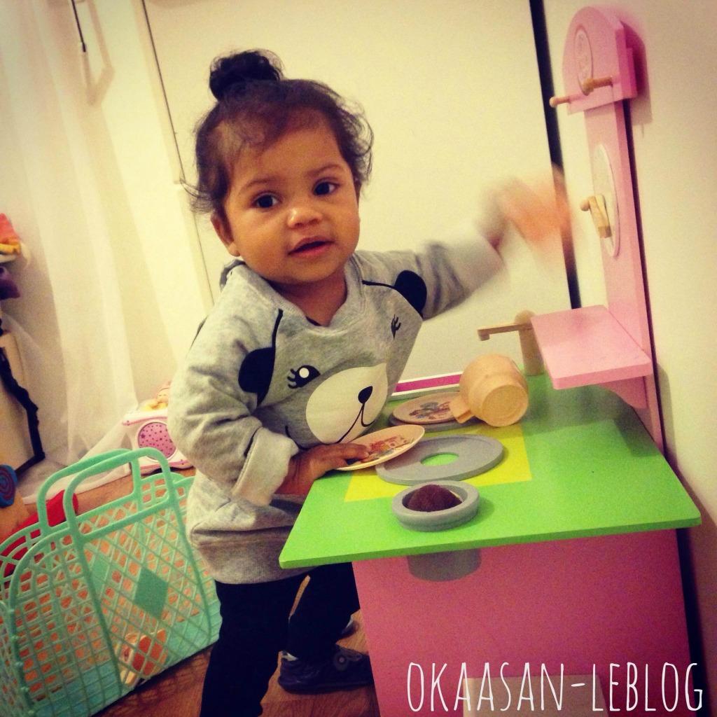 Miss little tenue kawaii