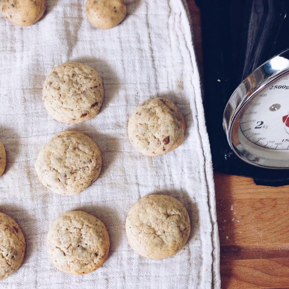 recette cookies inratable