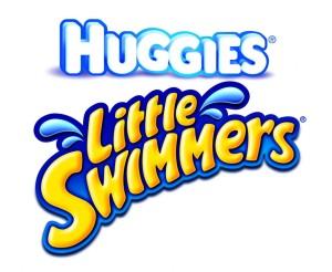 Logo Little Swimmers Huggies
