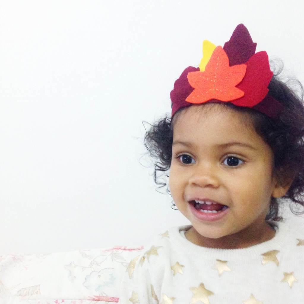 couronne d'automne okaasan