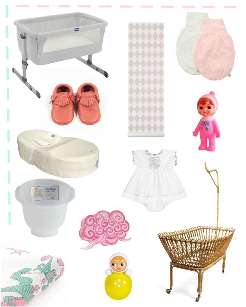 wish list naissance