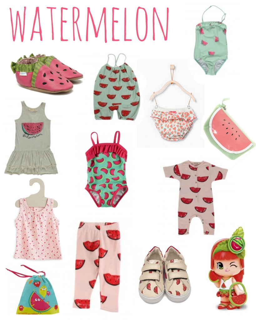 sélection watermelon okaasan
