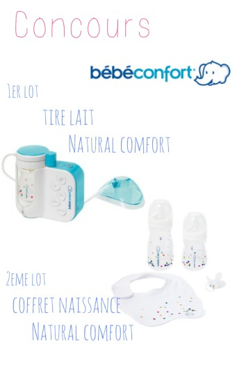 concours natural comfort
