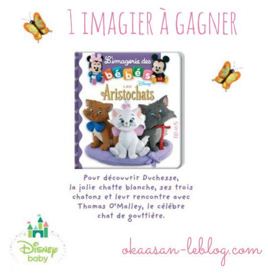 imagier disney baby
